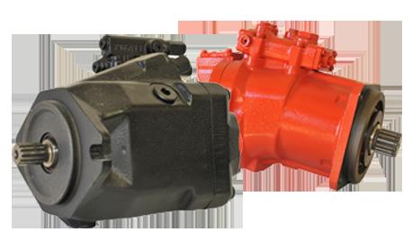 hydrostatics motor