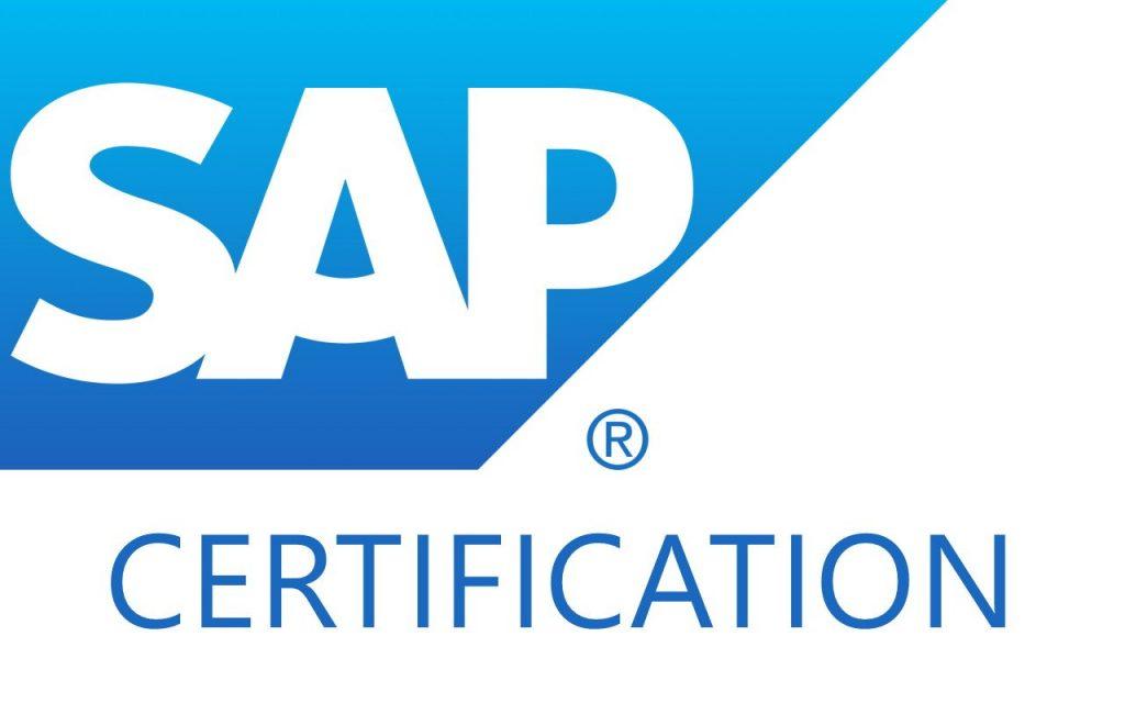 SAP-certification