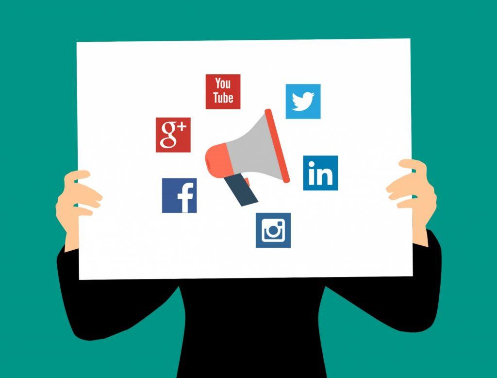 g idle social media