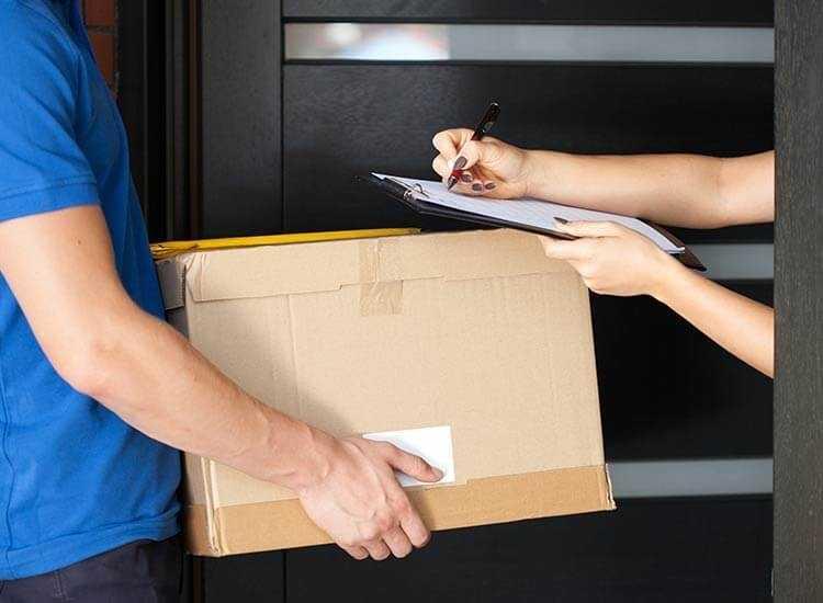 choosing international courier
