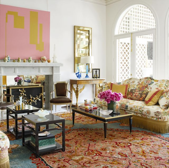 flooring with classy rugs